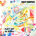 CRAZY COMPASS planet band - FLAT SET in Gijon