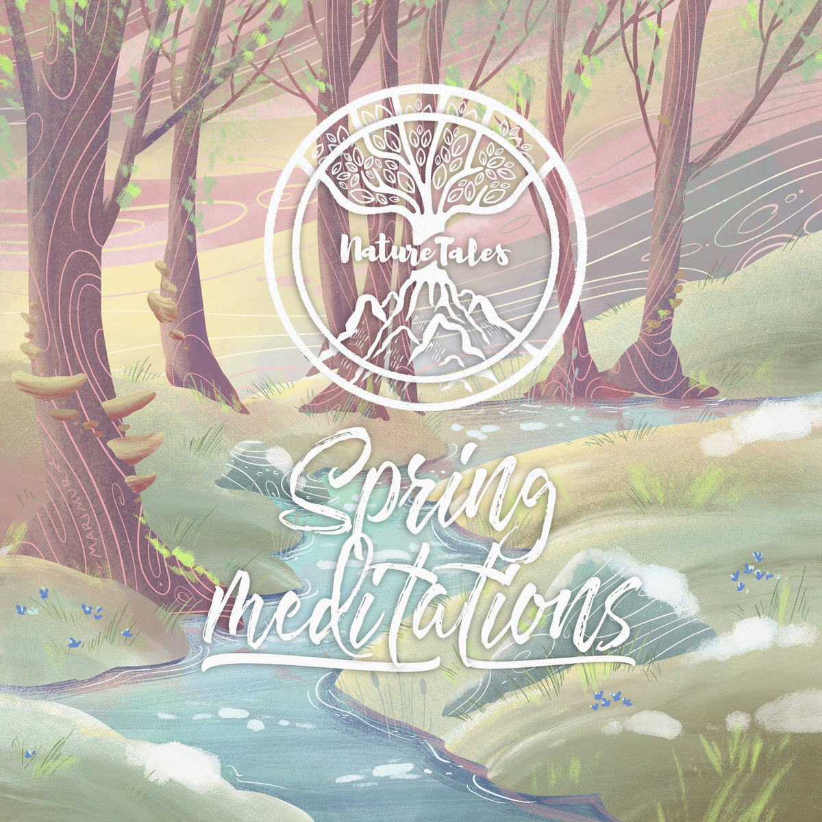 Nature Tales - Spring Meditations (various artists)